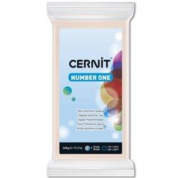 """Полимерный моделин """"Cernit Number One"""" 500 гр./телесный 425"""