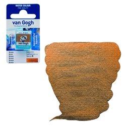 Краска акварельная Van Gogh кювета №811 Бронзовый