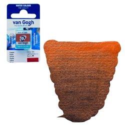 Краска акварельная Van Gogh кювета №805 Медный