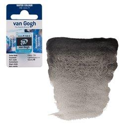 Краска акварельная Van Gogh кювета №735 Черный оксид