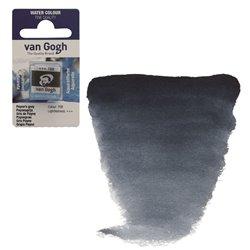 Краска акварельная Van Gogh кювета №708 Серый Пейна