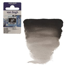 Краска акварельная Van Gogh кювета №701 Жженая кость