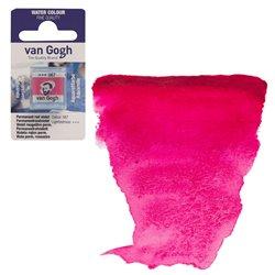 Краска акварельная Van Gogh кювета №567 Красно-фиолетовый устойчивый