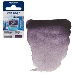 Краска акварельная Van Gogh кювета №560 Сумерочно-фиолетовый