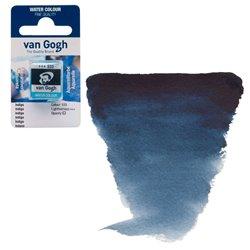Краска акварельная Van Gogh кювета №533 Индиго