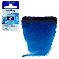 Краска акварельная Van Gogh кювета №508 Лазурь берлинская