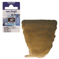 Краска акварельная Van Gogh кювета №408 Умбра натуральная