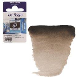 Краска акварельная Van Gogh кювета №403 Ван-Дик коричневый