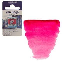 Краска акварельная Van Gogh кювета №366 Розовый квинакридон