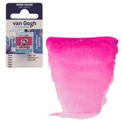 Краска акварельная Van Gogh кювета №357 Розовый