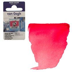 Краска акварельная Van Gogh кювета №327 Краплак светлый