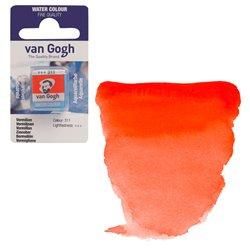 Краска акварельная Van Gogh кювета №311 Киноварь