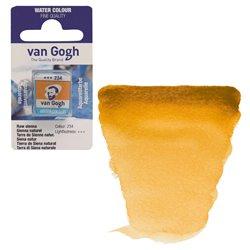 Краска акварельная Van Gogh кювета №234 Сиена натуральная
