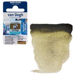 Краска акварельная Van Gogh кювета №230 Сумерочно-желтый