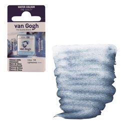 Краска акварельная Van Gogh кювета №108 Белила китайские