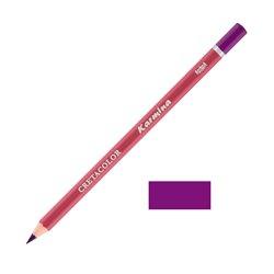 Карандаш цветной профессиональный KARMINA цвет 138 Фиолетовый