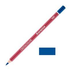 Карандаш цветной профессиональный KARMINA цвет 161 Прусский синий