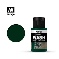 Тонирующая Жидкость Model Wash Оливковая