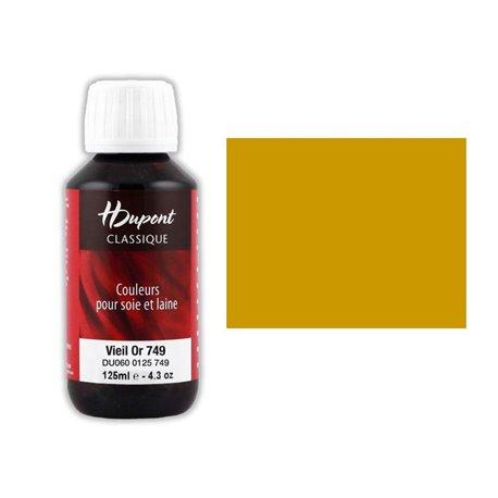 Краситель по шелку Dupont Classique/ Тускло-золотой