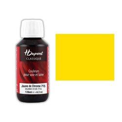 Желтый хром.Краситель по шелку Dupont Classique