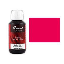 Краситель по шелку Dupont Classique/ Рубиновый