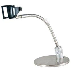 Настольный, гибкий штатив- держатель MS33W видиомикроскопов Dino-Lite, с металлическим основанием
