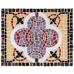 """План рисунка для набора мозаики """"Зеркало"""" (350хх670х20 мм)"""