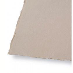 Бумага для печатных техник Somerset Velvet Cерый газетный, 250 г/м, 56х76 см, 4 рваных края