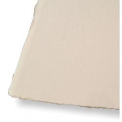 Бумага для печатных техник Somerset Velvet Антик 250 г/м 4 рваных края, 56х76 см