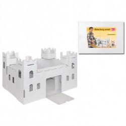 Картонный замок малый для сборки и декорирования Joypac