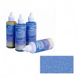 Краска по стеклу Frost Design/темно-синий иней 80 мл
