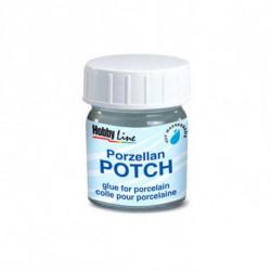 Клей-лак на водн.основе для декупажа на фарфоре Pocelain POTCH, 50мл
