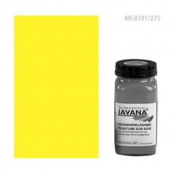 "Растекающаяся краска по тканям ""Javana Seidenmalfarben"" ЖЕЛТАЯ 275мл"