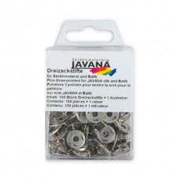 """Кнопка-трезубец """"Javana"""", 100 шт"""