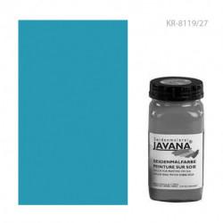 """Растекающаяся краска по тканям """"Javana Seidenmalfarben"""" ГОЛУБИНЫЙ СИНИЙ 275мл"""