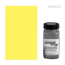 """Растекающаяся краска по тканям """"Javana Seidenmalfarben"""" ЖЕЛТО-ЛИМОНнЫЙ 275мл"""