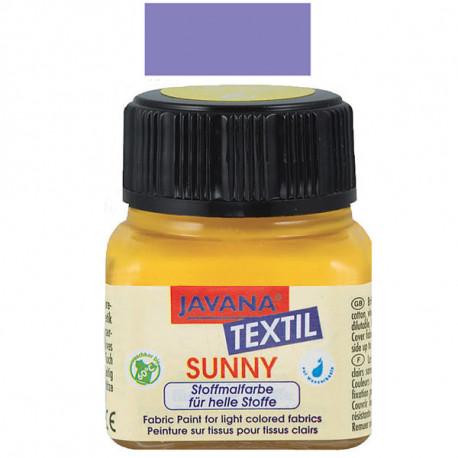 """Нерастекающаяся краска по свет. тканям """"Javana Tex Sunny"""" ЛАВАНДА"""