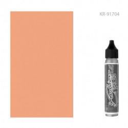 """Трансферная краска по ткани в аппликаторе """"Fashion Pen"""" РОЗОВЫЙ ПАСТЕЛЬНЫЙ 29 мл"""