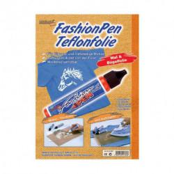 Тефлоновая пленка для красок Fashion Pen