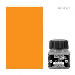 Краска по тканям Javana Textil Flash Неоновый оранжевый