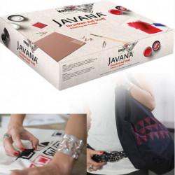 """Набор """" Печатаем на ткани"""" Javana"""