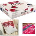 Набор для росписи тканей с блокиратором краски Javana