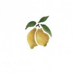 """Трафарет универсальный 7*10 см. """"Лимоны"""""""