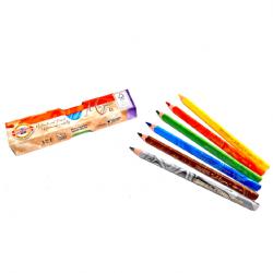 """Набор карандашей с многоцветным грифелем Koh-I-Noor """"Magic"""", 6цв"""