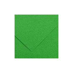 28. Картон цв. Vivaldi 50x65 пл.240гр/м Зеленый луг
