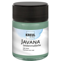 ИЗУМРУДНАЯ краска по шелку Javana Seidenmalfarben